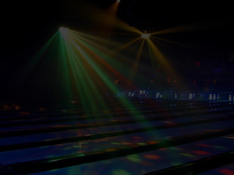 Glow Photo Background