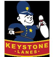 Keystone Lanes logo
