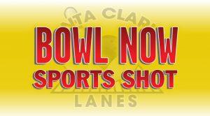 Bowl Now Sports Shot