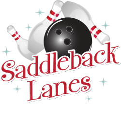 Saddleback Lanes logo