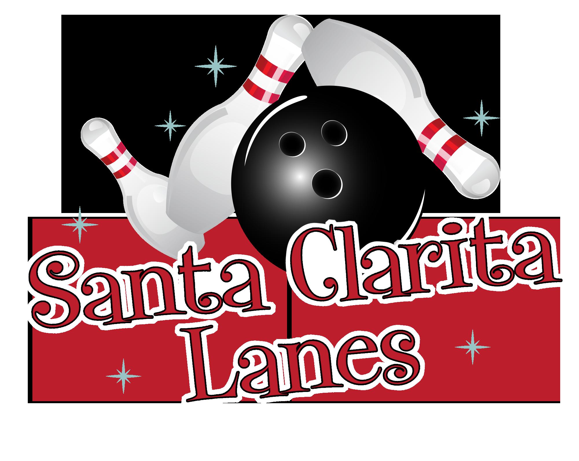 Santa Clarita Lanes logo