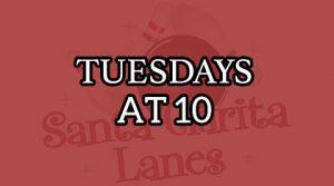 Tuesdays at 10