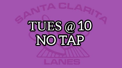 Tuesday at 10 No Tap